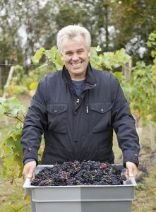 Paul Edwards, Owner, Saffron Grange Vineyard