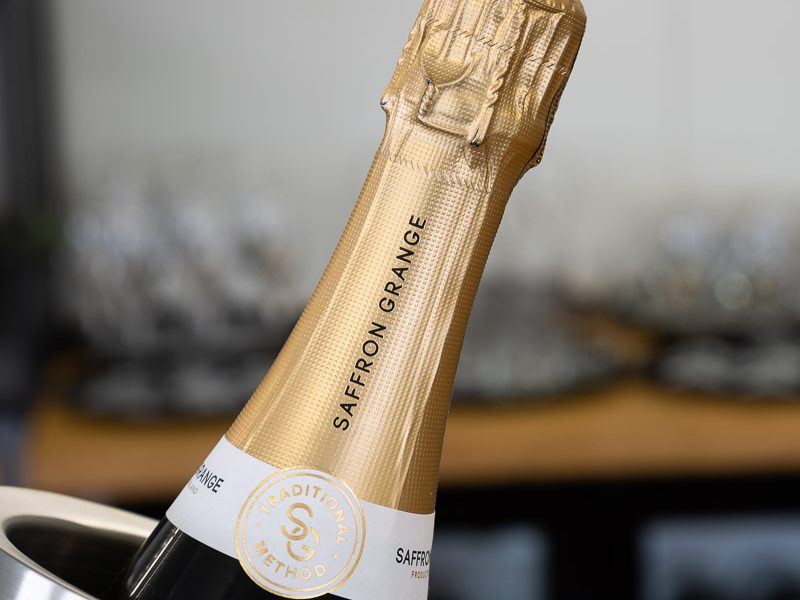 Expertly crafted: the art of producing fine, quality English Sparkling Wine