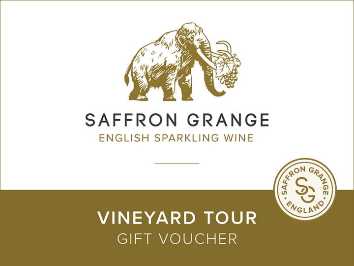Vineyard tour gift voucher