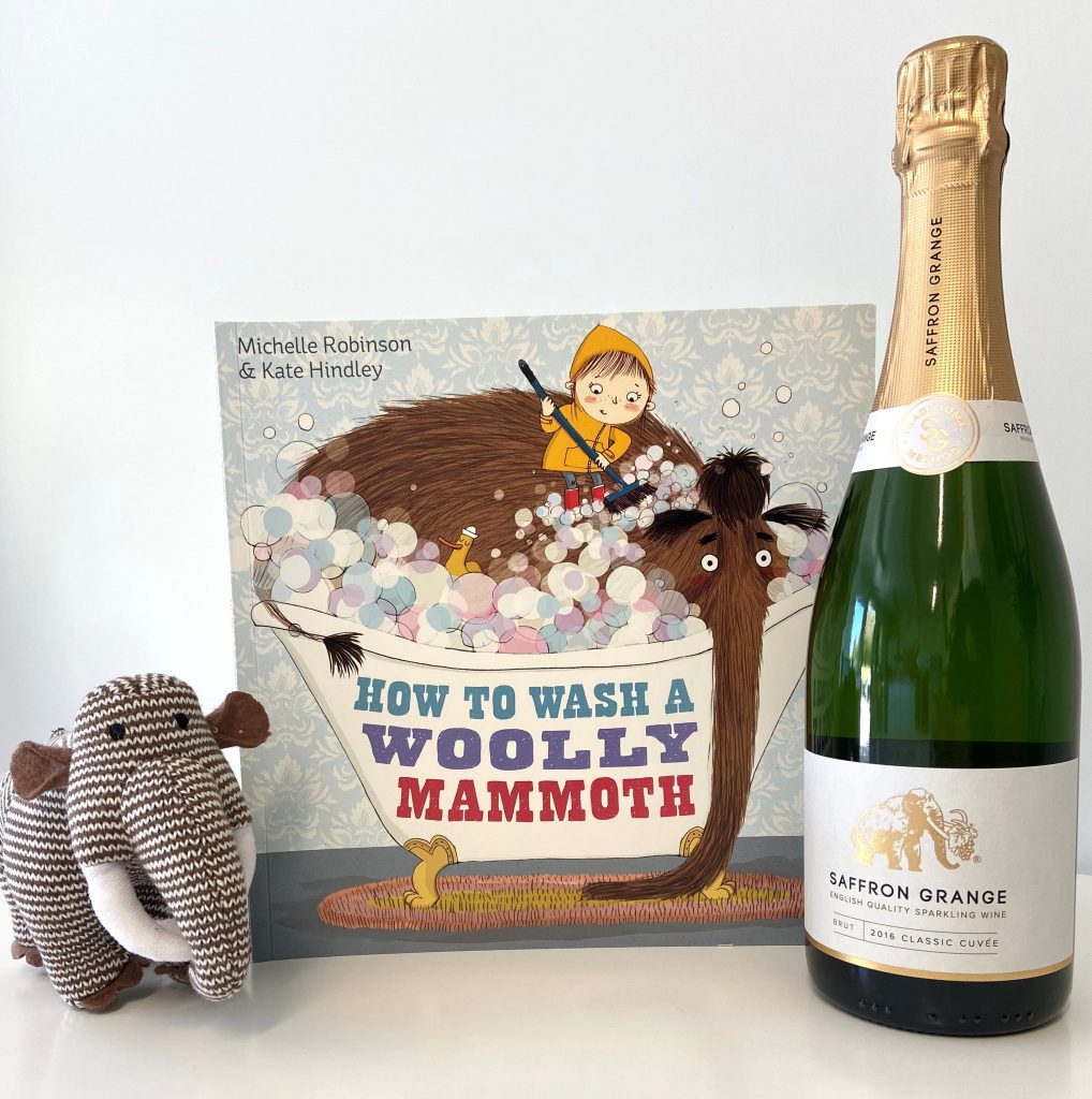Baby Mammoth Package - New baby gift set