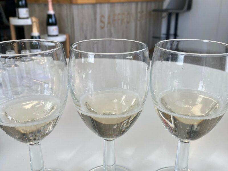 Creating the Saffron Grange Taste