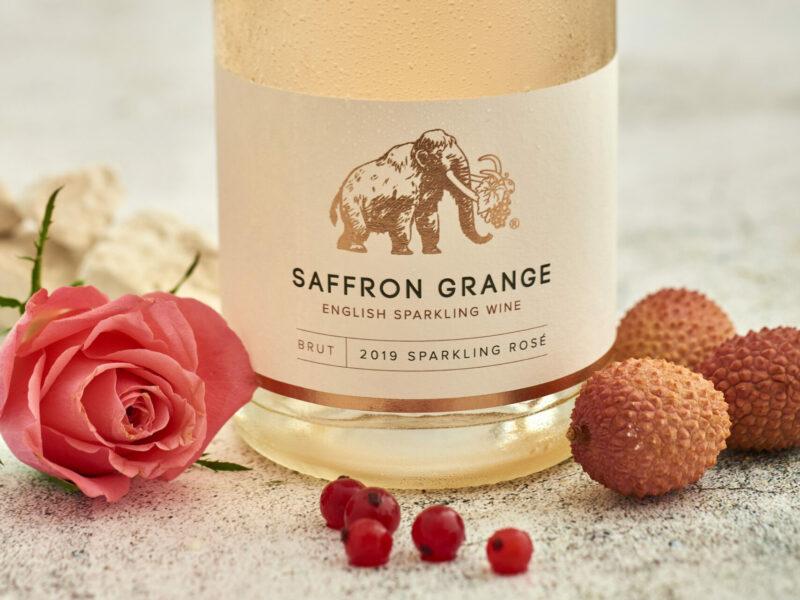 The Saffron Grange Rosé Tiramisu Recipe