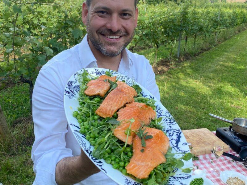 Cook up a feast with Saffron Grange